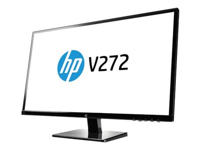 Màn Hình - LCD HP V272 (M4B78AA) 27 inch Full HD (1920 x 1080) LED Backlit _VGA _HDMI _DVI-D _618EL