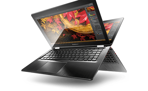 Lenovo Yoga 510 15ISK (80S8003PVN) Intel® Core™ i3 _ 6100U _4GB _500GB _VGA INTEL _FHD TOUCH _Win 10 _5417P