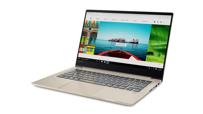 Lenovo IdeaPad 720s 13IKBR (81BV000UVN) Intel® Core™ i7 _8550U _8GB _256GB SSD PCIe _VGA INTEL _Full HD IPS _Finger _LED KEY _1117D