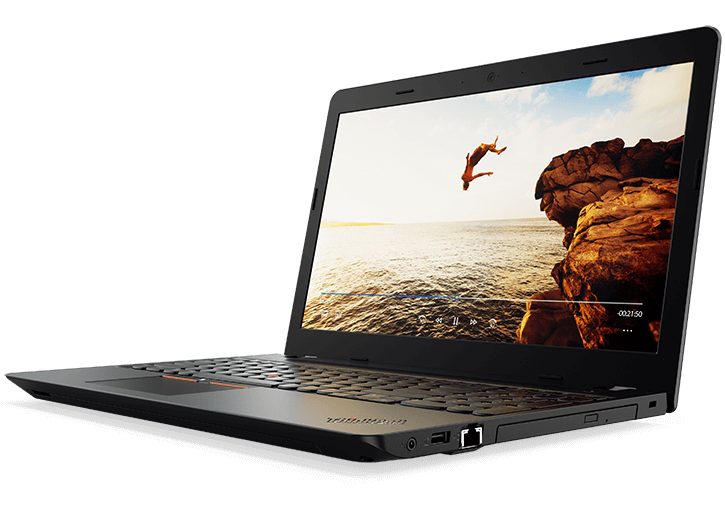 Lenovo Thinkpad E570S1 (20H5A02FVA) Intel® Kaby Lake Core™ i5_ 7200U _4GB _120GB SSD _ 500GB 7200rpm _VGA INTEL _Finger