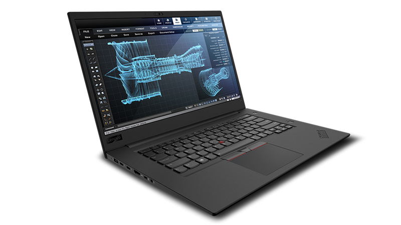 Lenovo ThinkPad P1 Mobile Workstation (20ME000WVN) Intel® Core™ i5 _8400H _16GB _512GB SSD PCIe _NVIDIA® Quadro® P1000M with 4GB GDDR5 _Win 10 Pro _Full HD IPS _Finger _LED KEY _119F