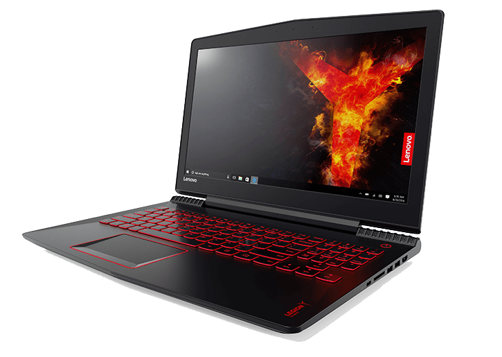 Lenovo IdeaPad Legion Y520 15IKBN (80WK0109VN) Intel® Kaby Lake Core™ i7 _7700HQ _8GB _1TB _128GB SSD _GeForce® GTX1050 with 4GB _Win 1O _Full HD IPS _LED KEY _1117F