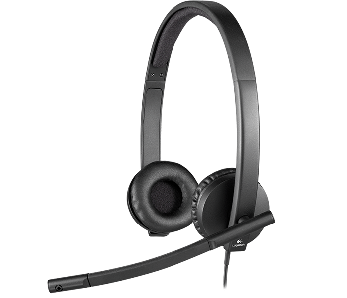 Logitech H570e Headset for Comfort at an Affordable Price (981-000574) 618SPEL