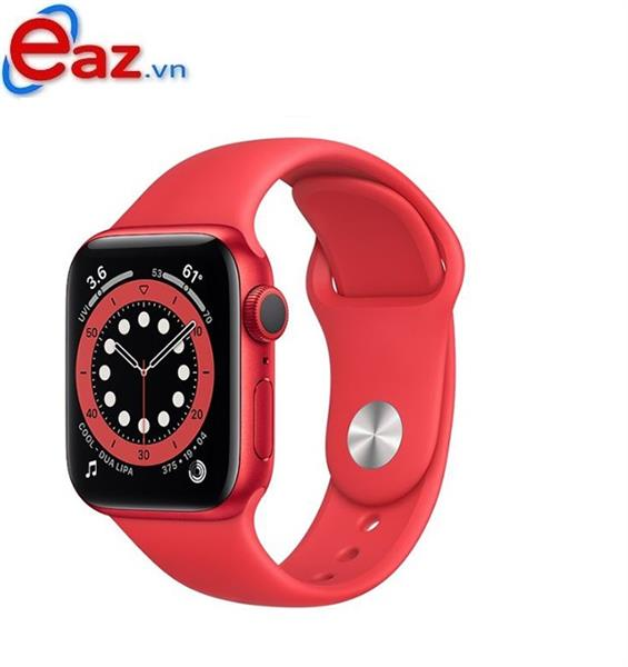 Apple Watch Series 6 GPS 44mm M00M3VN/A Red Aluminium Case with PRODUCT (RED) Sport Band | 1120D