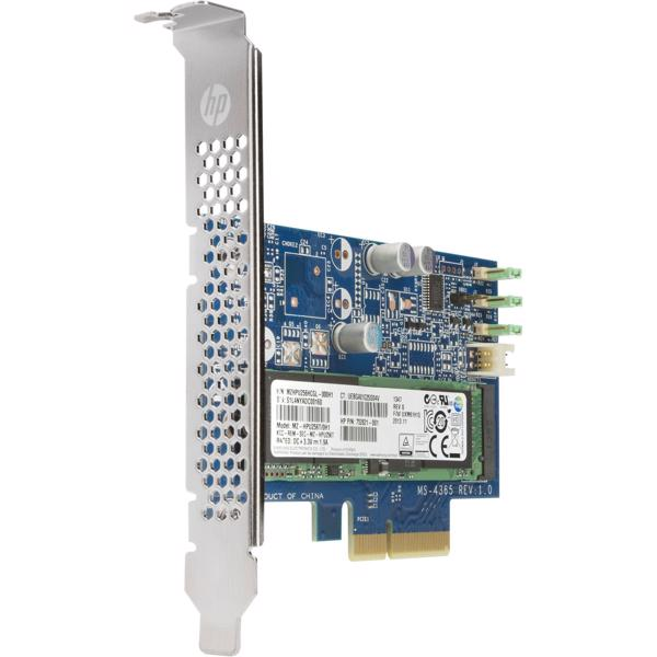 HP Z Turbo Drive G2 256GB PCIe Solid State Drive/ 1Y WTY_M1F73AA _0320EL
