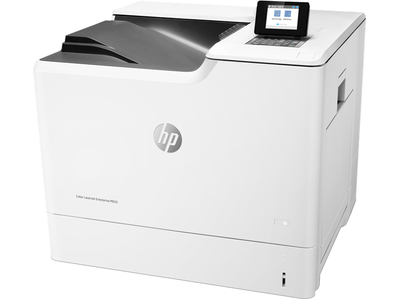 HP Printer Color LaserJet Enterprise M652dn  (J7Z99A) _919F