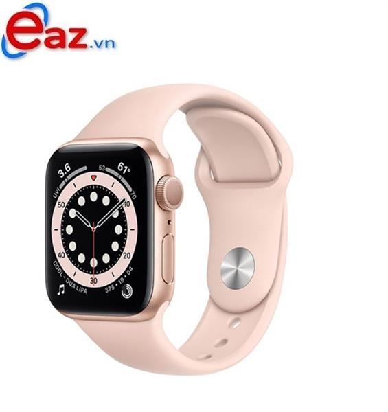 Apple Watch Series 6 GPS 40mm MG123VN/A Gold Aluminium Case with Pink Sand Sport Band | 1120D