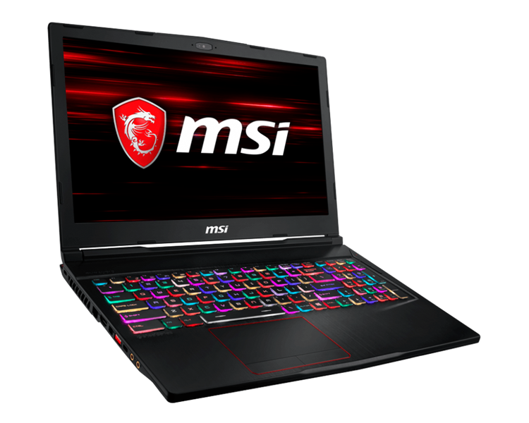MSI GE63 Raider 8SE 280VN Intel® Core™ i7 _8750H _16GB _256GB SSD PCIe _1TB _NVIDIA® GeForce® RTX 2060 with 6GB _Win 10 _Full HD IPS _LED KEY RGB