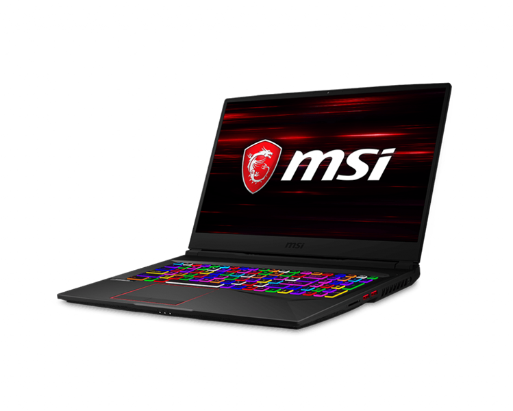 MSI GE75 Raider 8SE 248VN Intel® Core™ i7 _8750H _16GB _256GB SSD PCIe _1TB 7200rpm _GeForce® RTX 2060 with 6GB _Win 10 _Full HD IPS _LED KEY
