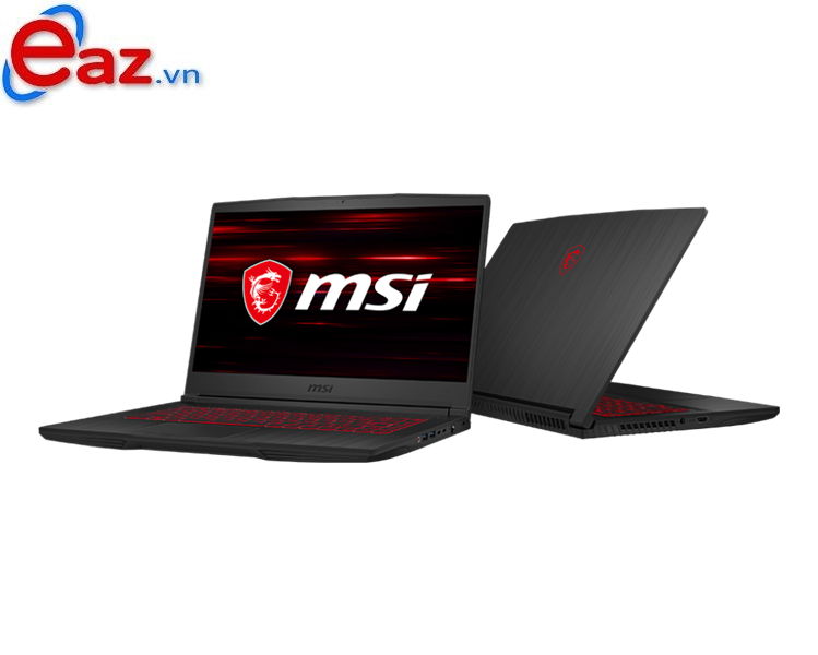 MSI GF63 Thin 10SCSR 830VN | Intel® Core™ i7 _10750H _8GB _512GB SSD PCIe _GeForce® GTX1650Ti Max Q with 4GB _Win 10 _Full HD IPS 144Hz _LED KEY _0820