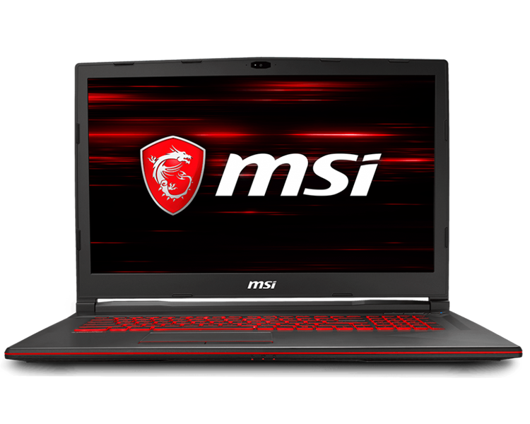 MSI GL73 8RC 092VNS Intel® Core™ i7 _ 8750H _8GB _128GB SSD _1TB _GeForce® GTX1050 with 4GB GDDR5 _Win 10 _Full HD _LED KEY