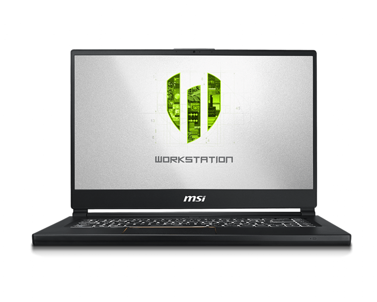 MSI Workstation WS65 8SK Intel® Core™ i9 _8950HK _32GB _256GB SSD PCIe _Nvidia® Quadro® P3200 with 6GB GDDR5 _Full HD IPS _Win 10 _LED KEY