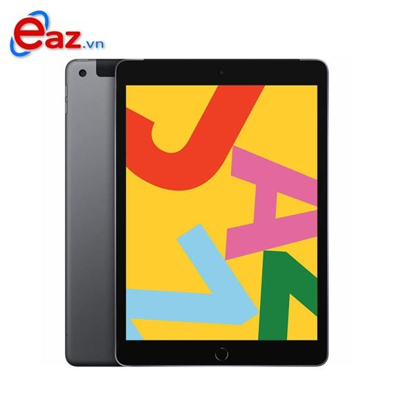 iPad 10.2 inch Wi-Fi Cellular 32GB Space Gray (MW6A2ZA/A) | 0620P