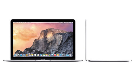 Macbook 12 inch Retina IPS _Intel Core m3 (1.1GHz up to 2.2GHz) _8GB _512GB SSD PCIe _OS X El Capitan _19517F
