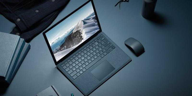 "Microsoft Surface Laptop DAG-00007 |Core i5-7200U | 8GB RAM | 256GB SSD | VGA Intel | 13.5"" Touch"