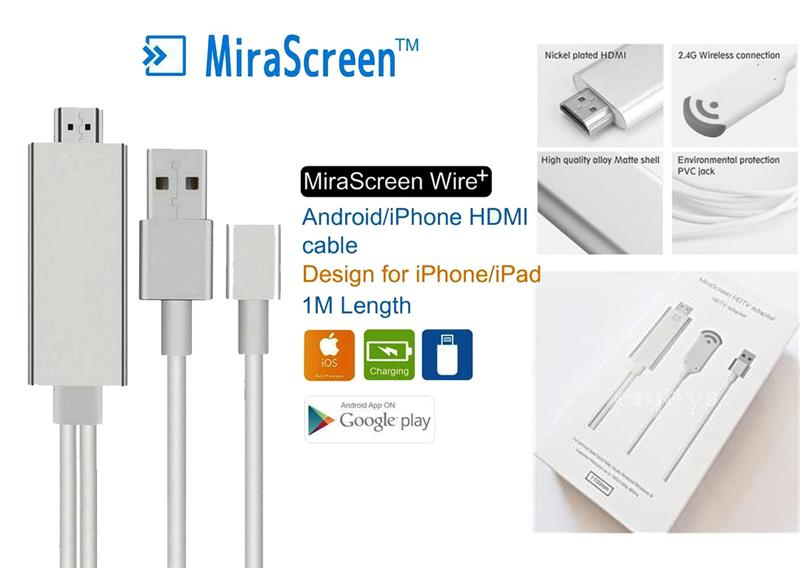 WIFI DISPLAY MIRA SCREEN HDTV (OT-7571)-518HP