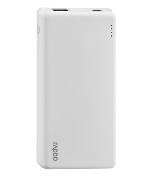 POWER BANK RAPOO P20 5V/2.1A/5000MAH (WHITE) (16227)
