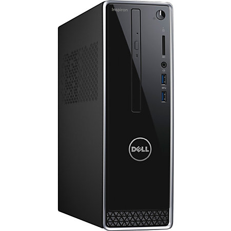 PC Dell Inspiron 3268ST (5PCDW11) Intel Core i3 _7100U _4GB _1TB _VGA INTEL _Win 1O _WiFi _5517D