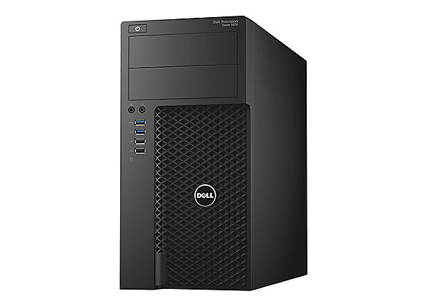 PC Dell Precision Mini Tower 3620 (42PT36D015) Intel® Xeon® E3-1225 v5 _8GB _1TB _VGA NVIDIA® Quadro® P600 2GB _1118A