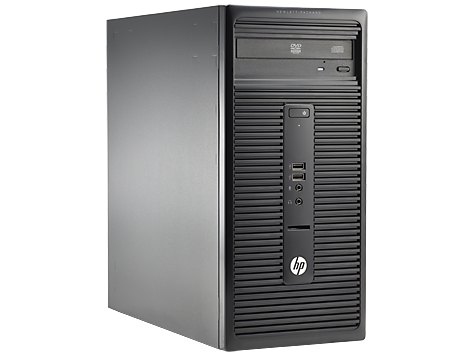 PC HP 280 G1 Microtower  (M7G77PT) Intel® Pentium® G3260 _ 2GB _ 500GB _ VGA INTEL _16032FT