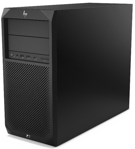 PC HP Z2 Tower G4 Workstation (4FU52AV) Intel Xeon E-2124G _8GB _1TB _NVIDIA Quadro P620 2GB _219EL