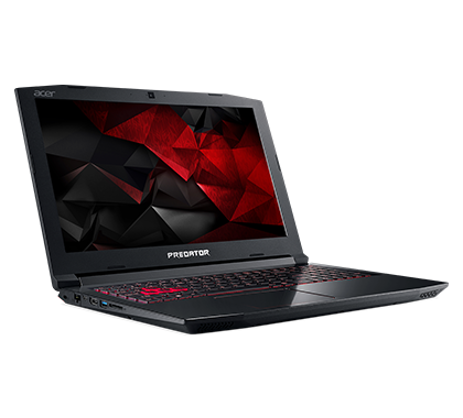 Acer Predator Helios PH315 51 759Y (Q3FSV.004) Intel® Core™ i7 _8750H _16GB _256GB SSD PCIe _1TB _GeForce® GTX1060 with 6GB GDDR5 _Full HD IPS 144Hz _918D