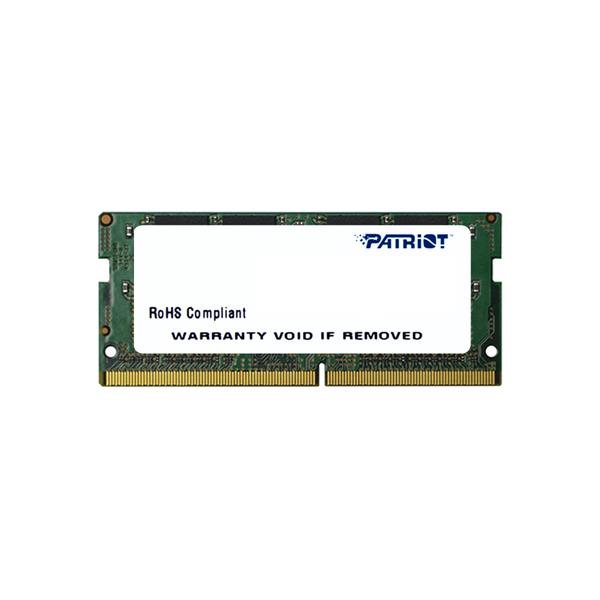 RAM Patriot 8GB DDR3L Bus 1600Mhz (PC3-17000)