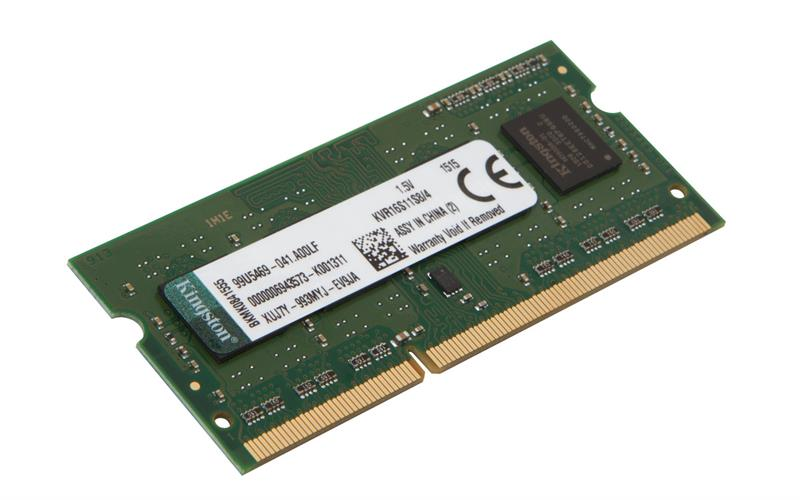 Ram Laptop Kingston 4GB 2400MHz DDR4 Non-ECC CL17 SODIMM  1.2V 1Rx8 ( KVR24S17S8/4)