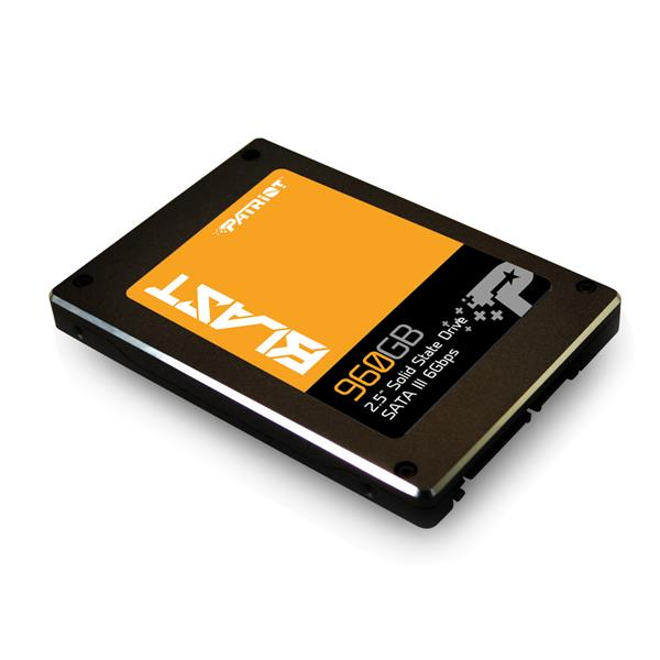 SSD Patriot Blast - 480GB (PBT480GS25SSDR)