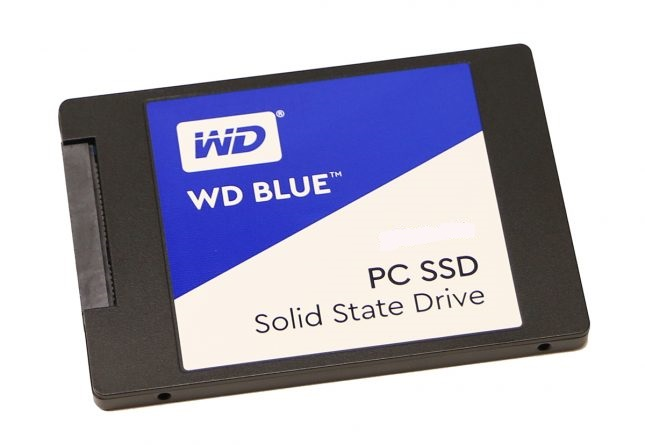 "SSD WD 500GB Blue SATA III 2.5"" Internal (WDS500G2B0A)"