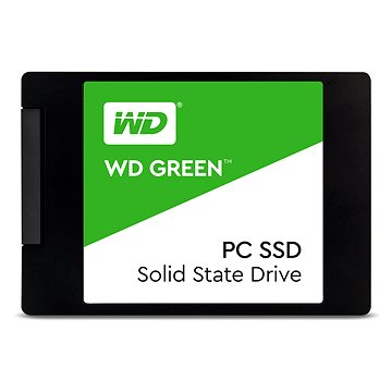 "SSD WD 240GB Green SATA III 2.5"" Internal (WDS240G1G0A)"