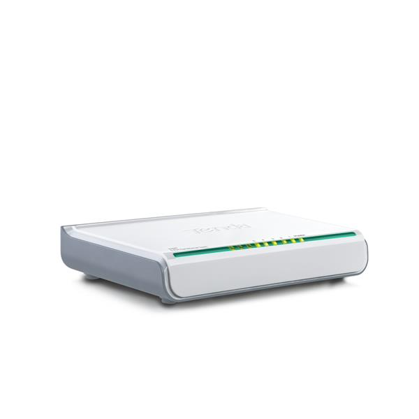 Tenda Switch S108_ 8 port LAN tốc độ 10/100Mbps