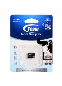 Thẻ Nhớ TEAM Micro SD 8GB Class 10 (Box)
