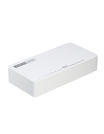 Totolink S808 8 Port 10/100Mbps Desktop Switch 131017