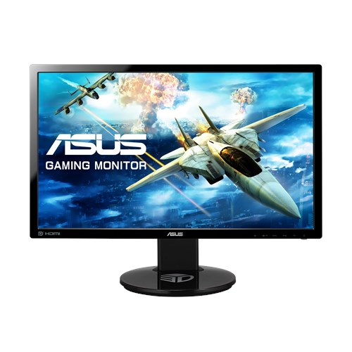 LCD Asus VG248QE 24 inch Full HD (1920 x 1080) 144Hz 1ms Gaming _HDMI _DisplayPort _718S
