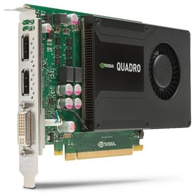 NVIDIA Quadro K2200 4GB GDDR5 Graphics (J3G88AA)