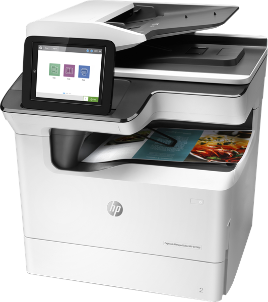 Máy In Đa Chức Năng HP PageWide Managed Color MFP P77750zs (W1B41D) 718EL