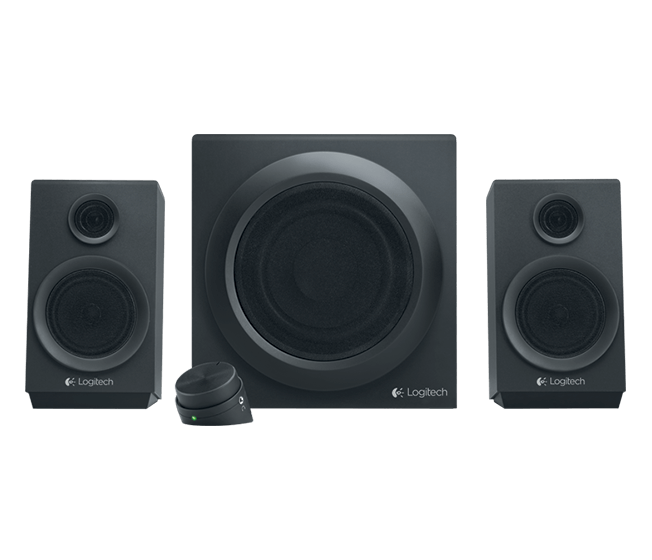 Logitech Z333 2.1 PC Speaker System with Subwoofer (980-001252) 2817SP