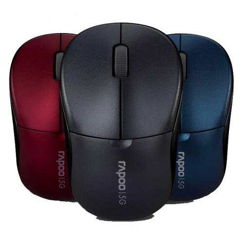 Mouse RAPOO 1090P (10930) Wireless Optical Mouse_Red_16041WD