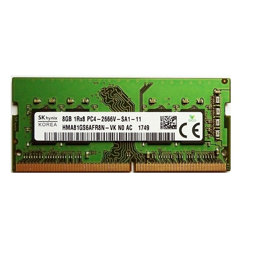 RAM Laptop Kingston / Skhynix / SamSung 4GB DDR4 Bus 2666MHz