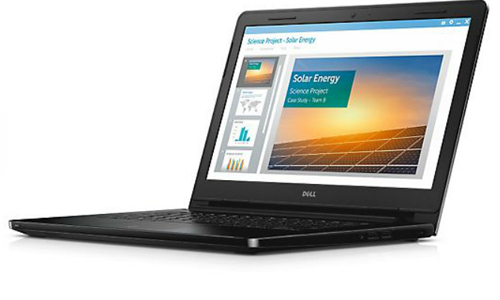 DELL INSPIRON 3458 (TXTGH1)  Core™ i3 _ 4005U _ 4GB _ 500GB _ VGA INTEL_16041WD
