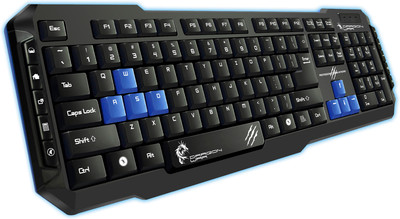 Dragon War Dragon Racon Gaming Keyboard - GK-001
