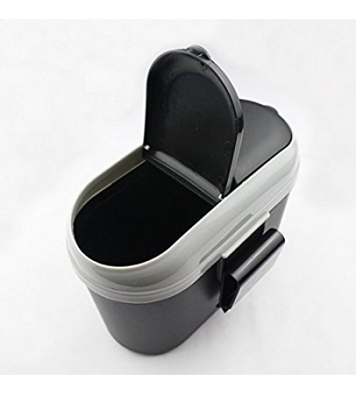 Car Dustbin Black  CD135(30399) GK