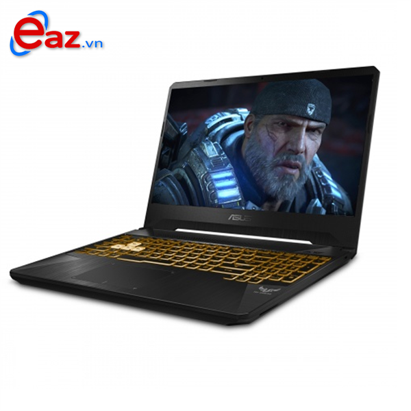 Asus TUF FX705DT H7138T | AMD Ryzen 7 _3750H _8GB _512GB SSD PCIe _GeForce® GTX1650 with 4GB GDDR5 _Win 10 _Full HD IPS 120Hz _LED KEY _1019F