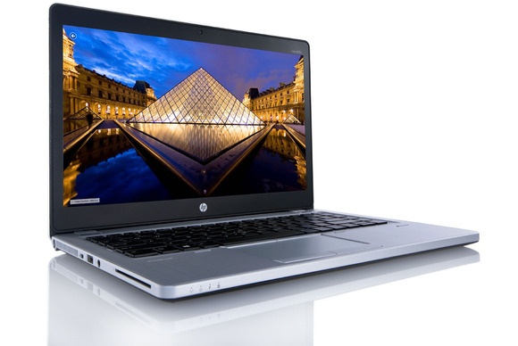 HP ELITEBOOK FOLIO 9480M Core i5 4310U - 4GB -256GB SSD - Webcam -Finger -Backlit- Like New