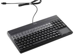 HP POS Keyboard with MSR (FK218AA) 319EL
