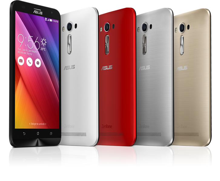 ASUS Zenfone 2 Laser ZE500KL-6G318WW - Qualcomm S410 1.2GHz_2GB_16GB_Gold_16042TF