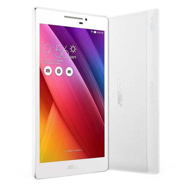 Asus Zenpad Z370CG-1B059A‎ Atom C3230(1.2GHz)_2G_16GB_7Inch_Android 5.0_White_16042TF