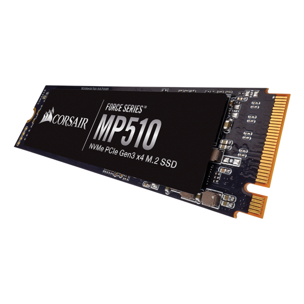 SSD Corsair Force Series™ MP510 480GB NVMe PCIe M.2 Gen3 x4 (F480GBMP510) _1118KT
