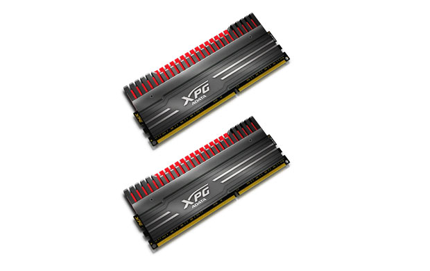 RAM PC ADATA  XPG V3 4GB DDR3-1866 (Kit 2GB*2) AX3U1866W4G10-DBV - RG - Red-Black